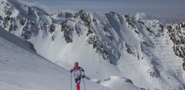 Ski Alpinism Race Balea Lac